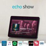Amazon Echo Show (2nd Gen) – Charcoal Fabric $249 Delivered + Bonus Philips Hue Bulb @ Amazon AU