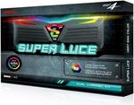 Geil 16GB Kit (2x8gb) DDR4 SUPER LUCE RGB SYNC C19 2666MHz $99 + Delivery @ PLE Computers