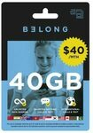 Belong $40 Starter Pack for $20 @ Officeworks