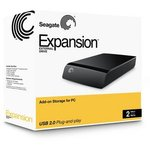 Seagate Expansion 2TB HD $79 with Free Delivery @ Dick Smith