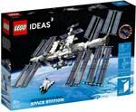 LEGO Ideas International Space Station 21321 $79.96 Delivered @ David Jones