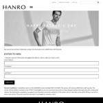 Win a $200 Hanro Gift Voucher