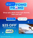 Save $25 with $75 Spend Using LatitudePay @ Catch