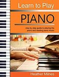 """[eBook] Free: """"Learn to Play Piano"""" (A Step by Step Guide to Playing The Piano and Reading Piano Music) $0 @ Amazon AU, US"""