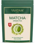 30% off Vahdam Pure MATCHA 50grams $10.49 + Delivery ($0 with Prime/ $39 Spend) @ Vahdam Teas Amazon AU