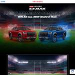 Win an Isuzu D-MAX X-TERRAIN Worth $68,344 from Nine
