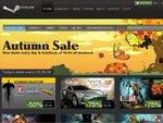 Steam Autumn Sale Nov 23 - 27