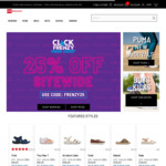 Further 25% off Everything (Free Shipping on Orders of $79) @ Shoe Warehouse