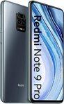 Redmi Note 9 Pro 6GB/64GB Grey $267.19 + Delivery (Free w/Prime) @ Amazon UK via AU