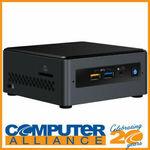 Intel Celeron NUC BOXNUC7CJYH4 J4005 Dual Core Barebones Kit $167.20 Delivered @ Computer Alliance eBay