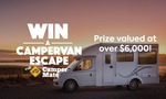 Win a Campervan Escape Worth $8,500 from Outdoria Group