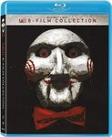 Saw 8-Film Collection Blu-Ray A$22.06 + Shipping ($0 with Prime & $49 Spend) @ Amazon US via AU