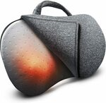 Boriwat Portable Massage Pillow with Heat $46.99 Delivered ($14 off) @ YR Innovation via Amazon AU