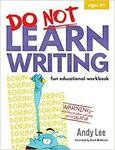 [Preorder] Do Not Learn - Writing / Numbers / Alphabet $4 + Delivery ($0 with Prime/ $39 Spend) @ Amazon AU