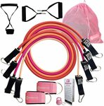 Women's Resistance Bands Pull up Tubes Set $39.95 (Was $49.95) Delivered @ Cheeky Chick Brands Australia via Amazon AU