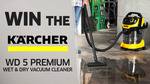 Win a Karcher Multi-Purpose Vacuum Cleaner Worth $320 from Sunrise/Seven Network