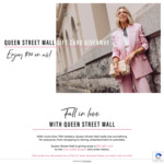 [QLD] Free $30 Gift Card (First 2,000 Claimants) @ Queen St Mall, Brisbane via ShortStack