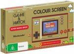 Nintendo Game and Watch: Super Mario Bros $79 Delivered @ Amazon AU