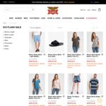 $10 Flash Sale - 700+ Styles Reduced. + $10 Delivery (Free with $100 Spend) @ Rivers