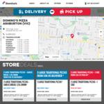 [VIC] Large Traditional and Value Pizzas $3.95, Premium $5.90 Pickup @ Domino's Pizza (Ashburton)