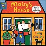 Maisy's House: with a Pop-out Play Scene Board Book $5.99 (RRP $14.99) + Delivery ($0 with Prime / $39 Spend) @ Amazon AU
