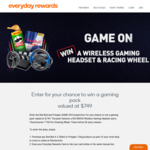 Win a Gaming Pack Worth $749 from Everyday Rewards