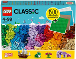 LEGO Classic Bricks Bricks Plates Construction Toy Playset 11717 $79.99 Delivered @ Costco Online (Membership required)