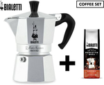 Bialetti Moka Express 6-Cup Coffee Maker & Coffee Set $29.97 + Shipping (Free with Club Catch) @ Catch