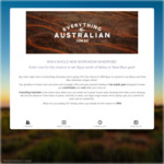 Win a Bisley/Steel Blue Gift Card from Everything Australian