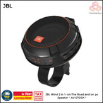 JBL Wind on The Road and on The Go Motorcycle Portable Bluetooth Speaker $69.30 ($67.76 eBay Plus) Delivered @ Ozonlinebuys eBay