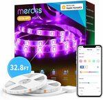 [Prime] meross RGB LED Strip Lights 2x 5m (Works with Apple HomeKit) $49.99 Delivered @ meross direct via Amazon AU