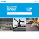 [VIC] $5 Night & Weekend Parking (+ $1.10 Booking Fee) @ Secure Parking