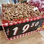 [VIC] Ginger $19.50 per kg @ Coles Doncaster Westfield