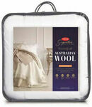 Tontine Signature Washable Wool All Seasons Quilt Posted $98.19 Delivered @ Dhimanvinod eBay