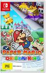 [Switch] Paper Mario: The Origami King $35, Cadence of Hyrule $30 + Delivery (Free C&C) @ JB Hi-Fi