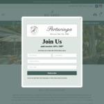 [SA] Online Book a Pertaringa Cellar Door Tasting Experience from $5/pp + Bonus Cheese Plate @ Pertaringa, McLaren Vale