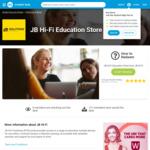Access to JB Hi-Fi Education Store @ Student Edge