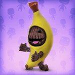 [PS4, PS5] $0 Sackboy: A Big Adventure – Sacknana Costume at PlayStation