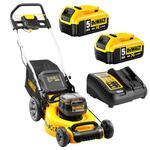 Dewalt DCMW564P2-XE 36V (18V X 2) 5.0Ah XR Li-Ion Cordless Brushless Lawn Mower Combo Kit $649 + Delivery @ Sydney Tools