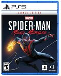 [PS5] Marvel's Spider-Man: Miles Morales Launch Edition $45.47 + Shipping @ Amazon US via AU