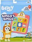Bluey Bingo Games $6.83 (Save 50%) + Delivery ($0 with Prime/ $39 Spend) @ Amazon AU