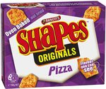 Arnott's Shapes Original Pizza Biscuits, 24 x 190g $2.24 (Min Qty 3) + Delivery ($0 with Prime/ $39 Spend) @ Amazon AU