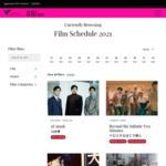[QLD] Japanese Film Festival Brisbane Films by Shūji Terayama 6pm 12-14 Nov 2021 - $1.70 (Booking Fee) @ Palace James Street