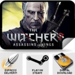 The Witcher 2 Assassins of Kings Steam Key $15.24aud