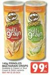 Pringles for 99c (140g) from Dimmeys