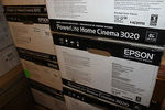 Epson 3020 3D 1080P Projector w/ 2 Pair Glasses EH-TW6100 $1550 Delivered RRP $2499