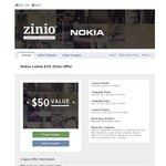 FREE Zinio Digital Magazine $50 Voucher (6 Mini-Subscriptions or 18 Single Subscriptions)
