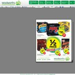 Woolworths 15% off All Vodafone Recharge Vouchers 1 Week Only, 22nd until 28th May