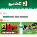 """7-Eleven """"EPIC"""" Deals ($1,$2,$3 items)"""