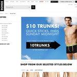 Bonds Mens Trunks $10 + Free Shipping